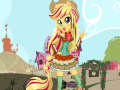 Equestria Girls Applejack