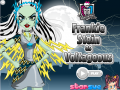 Monster High Frankie Stein as Voltageous