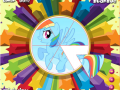 My Little Pony: Round Puzzle
