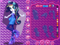 My Little Pony Rainbiow Rocks Rarity Dress Up