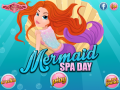 Mermaid Spa Day