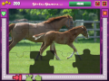 Jigsaw World Horses