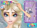 Elsa Make Up School