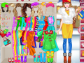 Barbie Winter Shopping