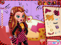 Monster High Toralei Stripe Hairstyle
