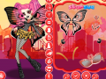 Monster High Luna Mothews Dress Up