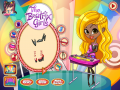 The Beatrix Girls Chantal Dress Up Game