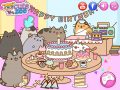 Pusheen's B-day Party
