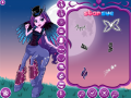 Monster High Aery Evenfall Dress Up
