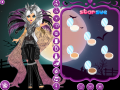 Ever After High Evil Raven Queen Dress Up