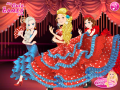 Four Dances with Princesses