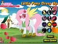 Little Pony Dress Up