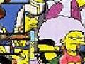 Simpsons Character Puzzle
