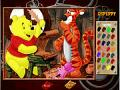 Winnie the Pooh Online Coloring